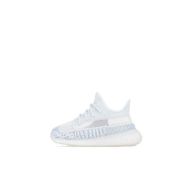 adidas Yeezy Boost 350 v2 'Cloud White' - Infant zijaanzicht