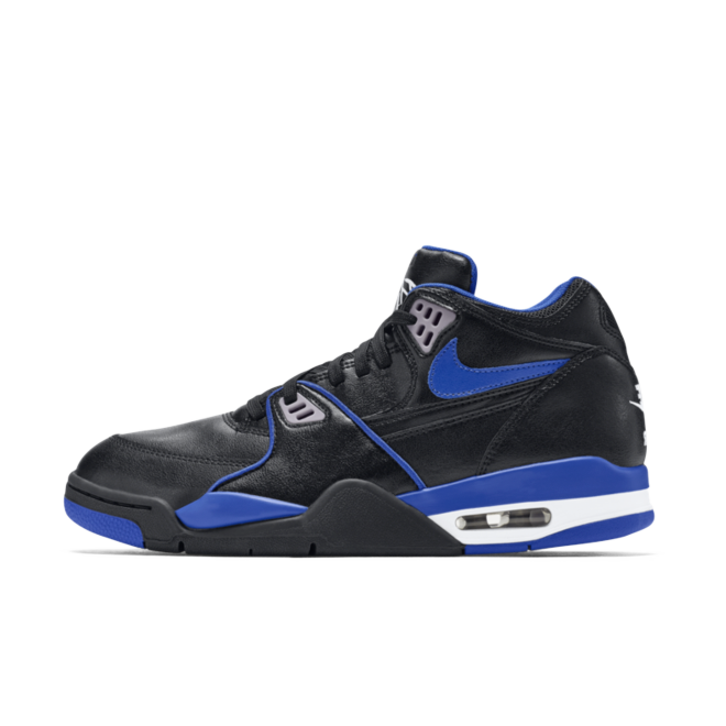 Nike Air Flight 89 LE 'Game Royal' zijaanzicht