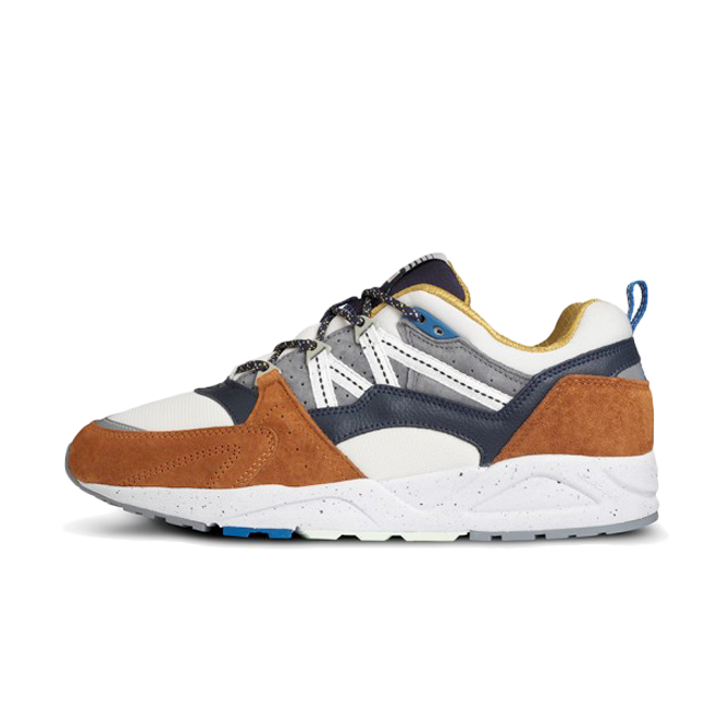 Karhu Fusion 2.0 Cross-Country Ski 'Leather Brown' zijaanzicht