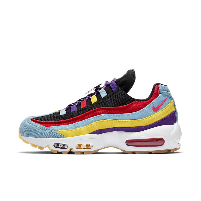 Nike Air Max 95 SP 'Multi' zijaanzicht