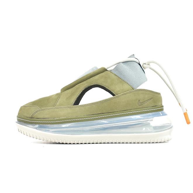 Nike Air Max FF 720 'Olive' zijaanzicht