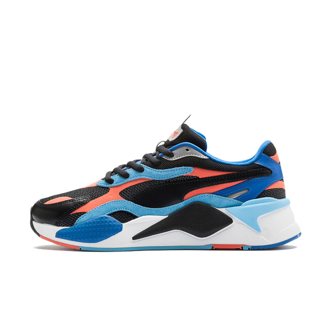 Puma RS-X2 Level Up 'Black/Multi' zijaanzicht