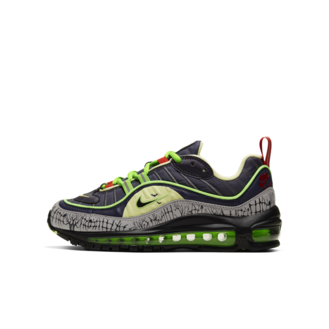 Nike Air Max 98 BG 'Halloween'