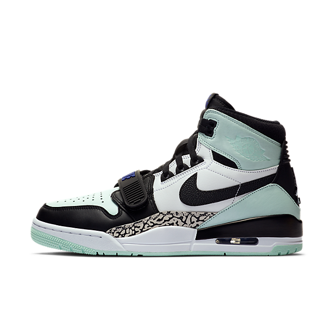 Nike Air Jordan Legacy 312 (Black / Black - Igloo - Concord)