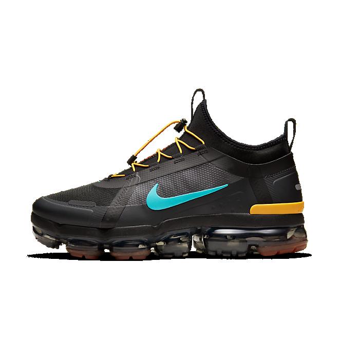 Nike Air Vapormax 2019 Utility (Off Noir / Teal Nebula - Black - Cosmi