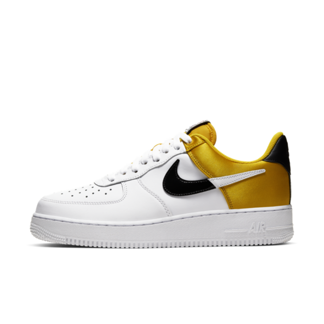 Nike Air Force 1 '07 LV8 NBA 'White/Amarillo' BQ4420-700
