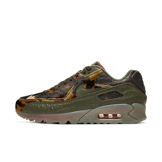 Nike Air Max 90 Premium 'Gator Green'