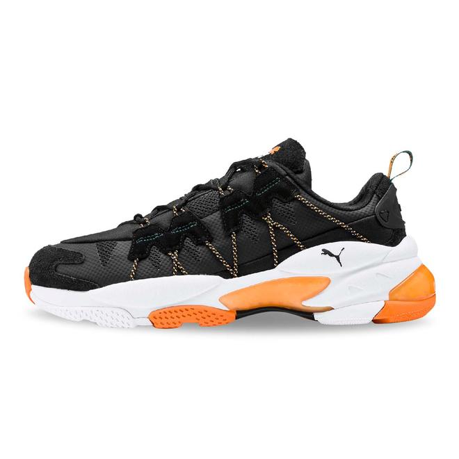 Puma x Helly Hansen LQD Cell Omega Black / Orange | 372516-01 |  Sneakerjagers
