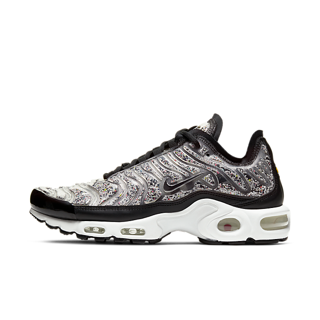 Nike Wmns Air Max Plus LX 'Black/White'