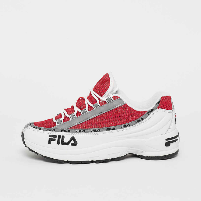 Wmn DSTR97 weißFILA rot | 1010597.02A WHITEFILA RED