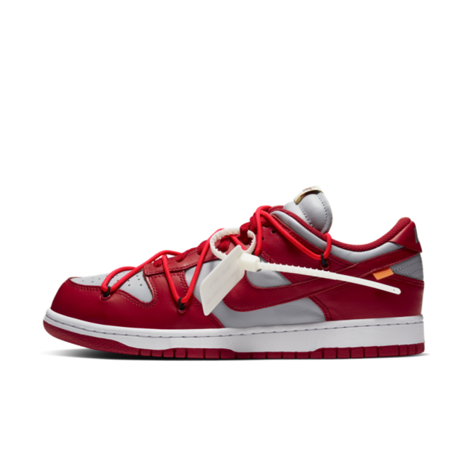 Off White X Nike Dunk Low 'Red' - SNKRS DAY Exclusive Access