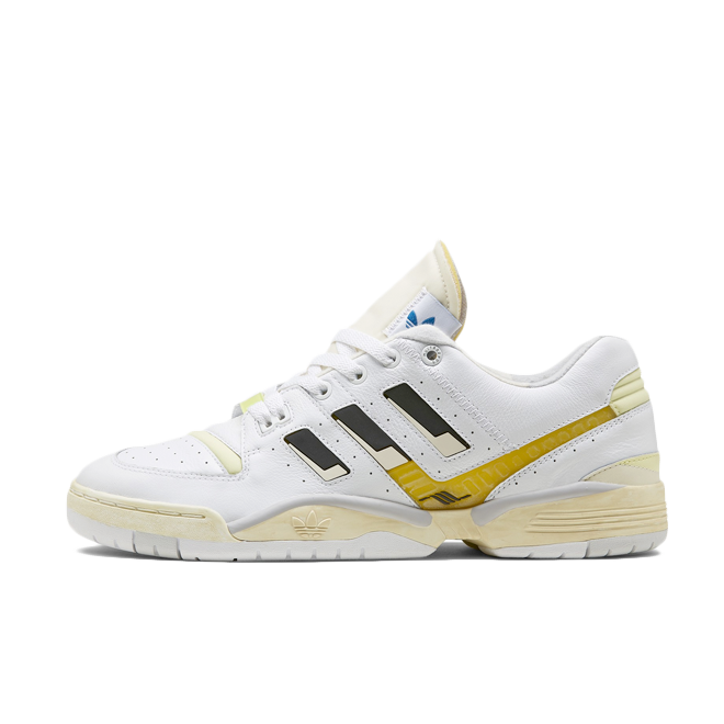 Highs and Lows X adidas Torsion Comp Hal 'Ftwr White' zijaanzicht