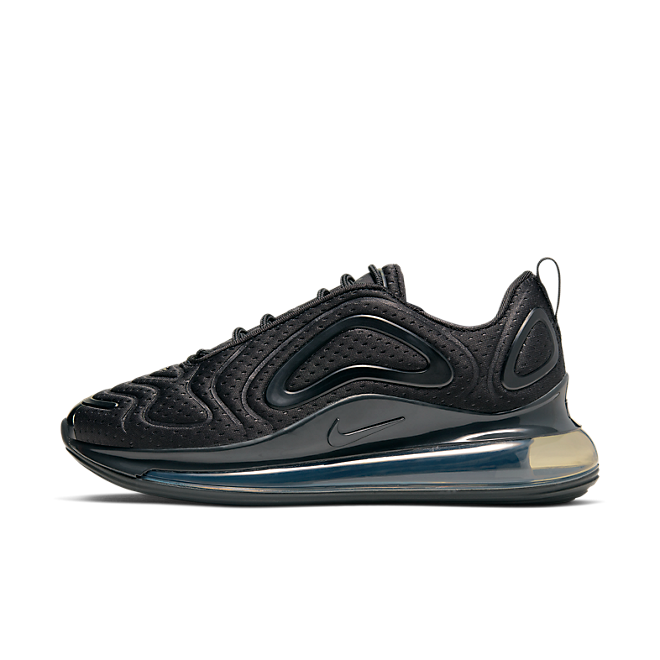 Nike Wmns Air Max 720 (Black / Black - Anthracite)