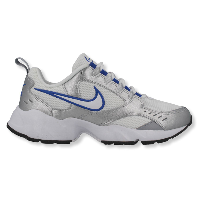 Nike Air Heights (White / Racer Blue - Metallic Silver)