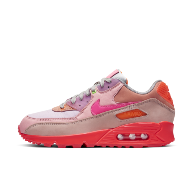 Nike WMNS Air Max 90 Premium 'Pink Shade' CT3449-600