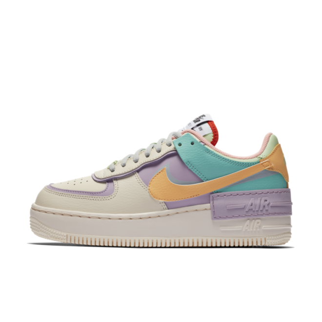 Nike WMNS Air Force 1 Low Shadow 'Purple' | CI0919-101 | Sneakerjagers