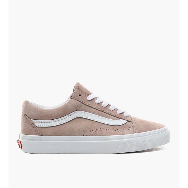 Vans Old Skool (Pig Suede) Shadow Grey True White VN0A4BV5VV791