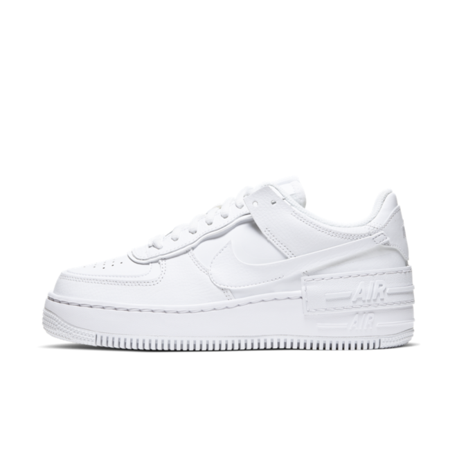 Nike Air Force 1 Shadow 'White' | CI0919-100 | Sneakerjagers