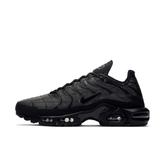 Nike Air Max Plus Decon 'Black'