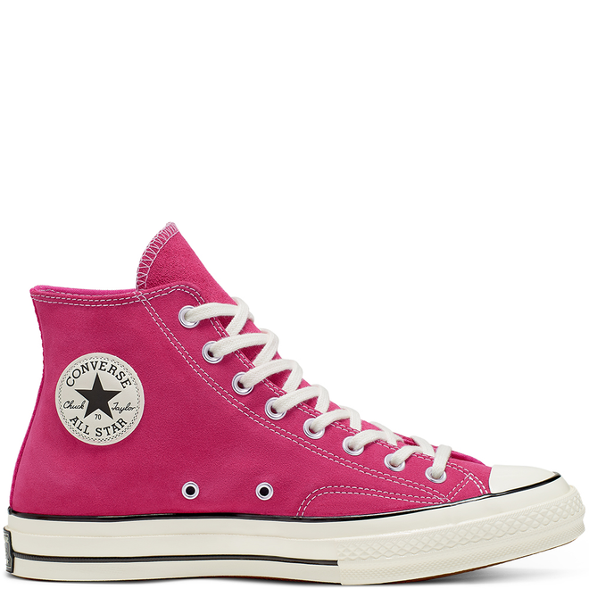 Unisex Suede Chuck 70 High Top