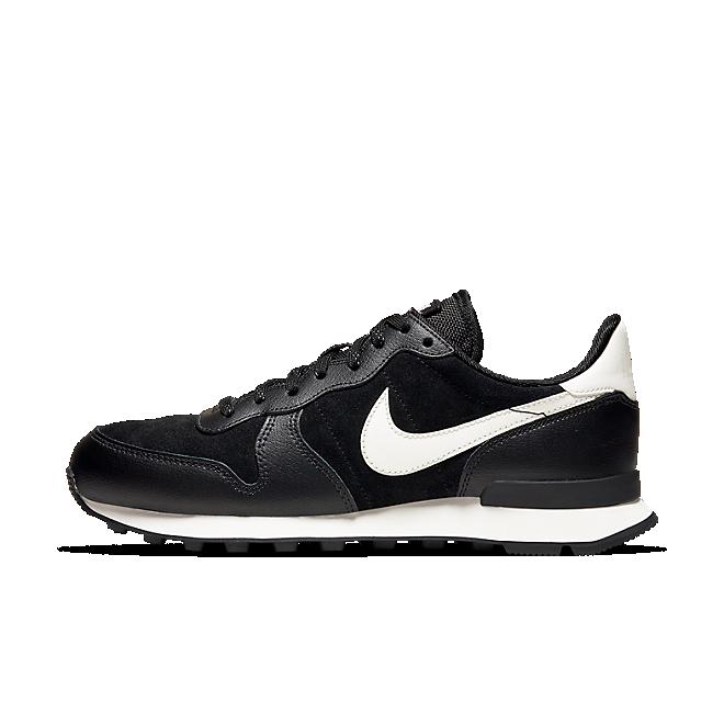 Nike Wmns Internationalist SE (Black / Phantom)