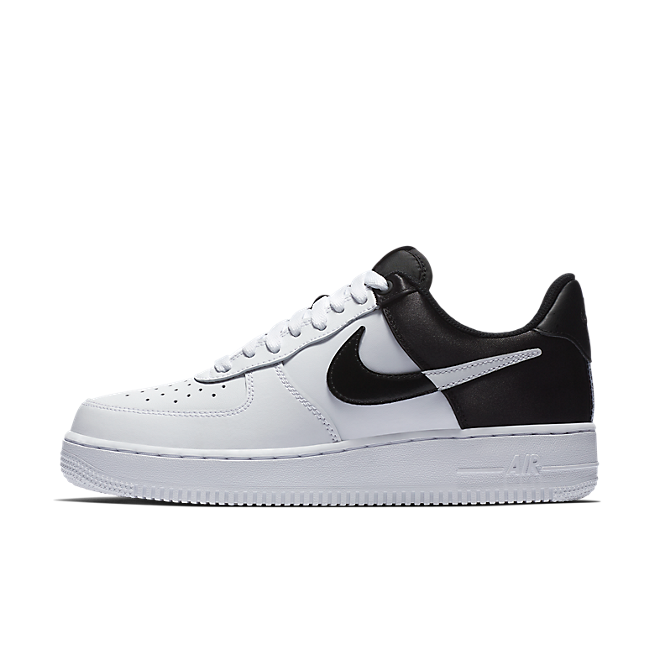 Nike Air Force 1 '07 LV8 NBA 'White/Black'