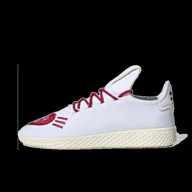 Human Made X Pharrell Williams X adidas Tennis 'White' zijaanzicht