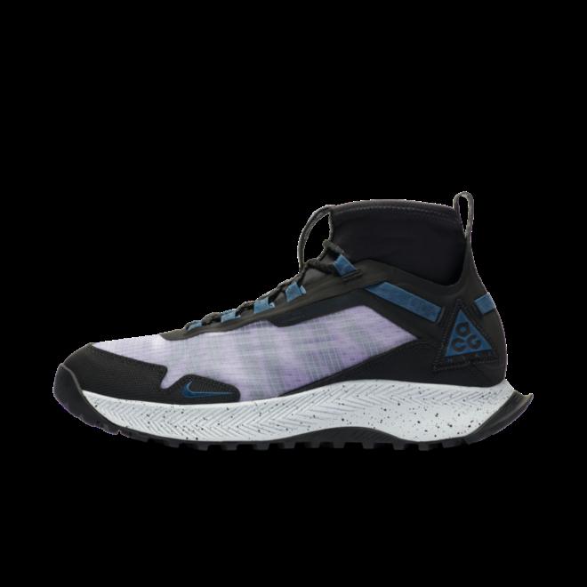 Nike ACG Terra Zaherra 'Space Purple' zijaanzicht