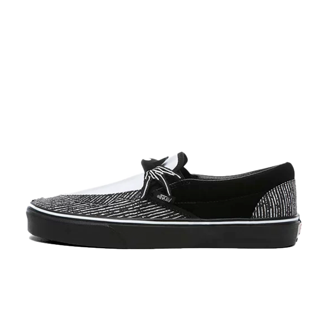 The Nightmare Before Christmas X Vans Slip On zijaanzicht