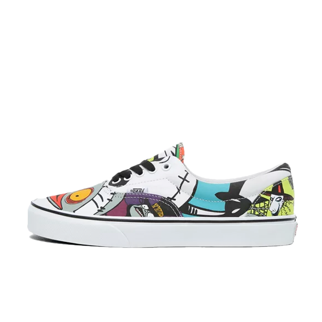The Nightmare Before Christmas X Vans Era zijaanzicht