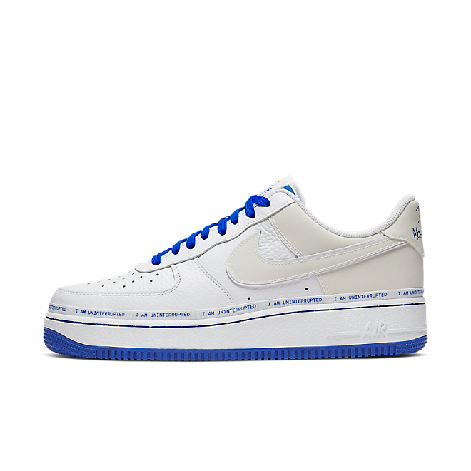 Uninterrupted X Nike Air Force 1 'MTAA'