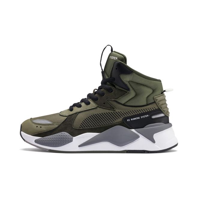Puma Rs X Midtop Utility Trainers