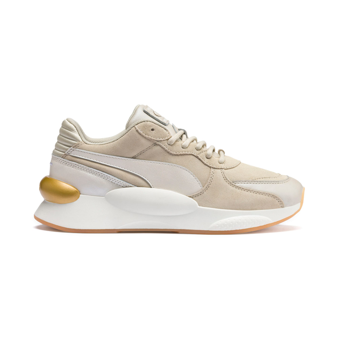 Puma Rs 9.8 Metallic Womens Trainers