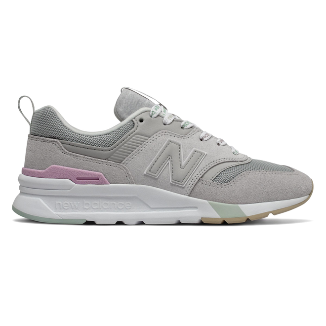 New Balance 997 Grey/ Green