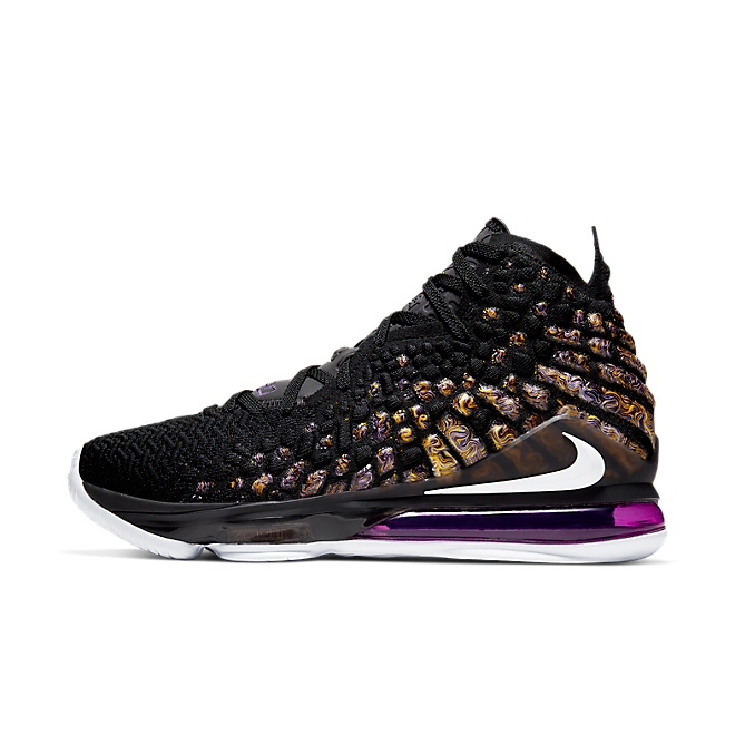 Nike Lebron 17 'Lakers BQ3177-004