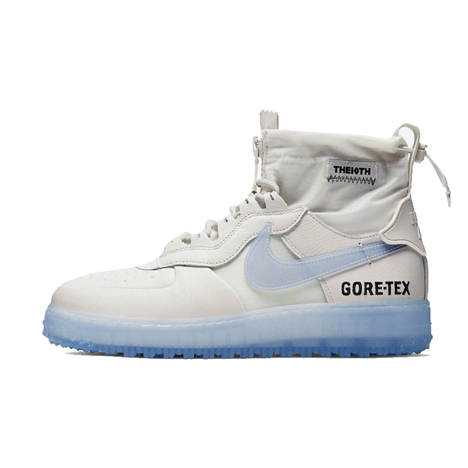 Nike Air Force 1 WTR Gore-Tex 'Phantom' zijaanzicht