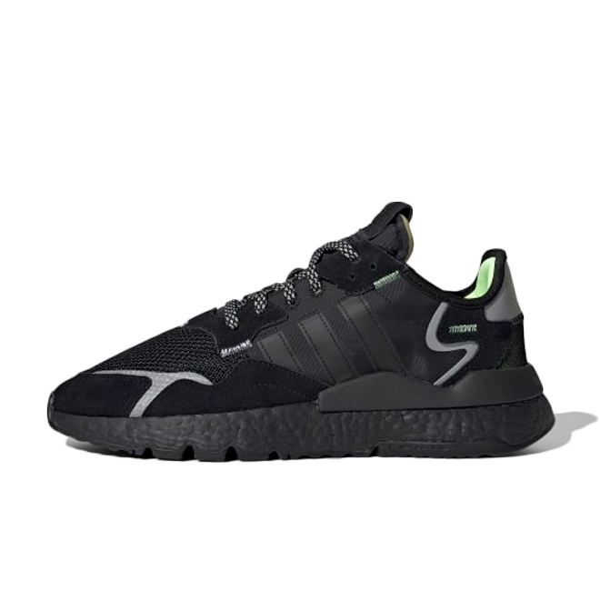 3M x adidas Nite Jogger 'Core Black' zijaanzicht