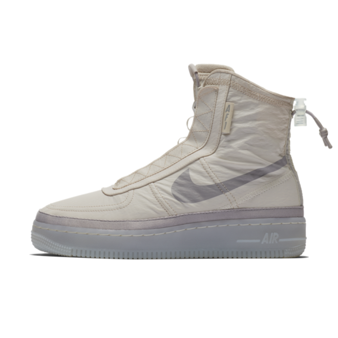 Nike Air Force 1 Shell Wmns 'Beige'