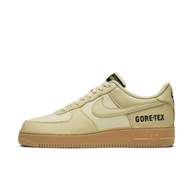 Gore-Tex X Nike Air Force 1 Low 'Khaki' zijaanzicht