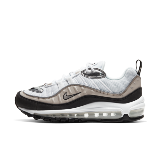 Nike WMNS Air Max 98 'Black/Silver'