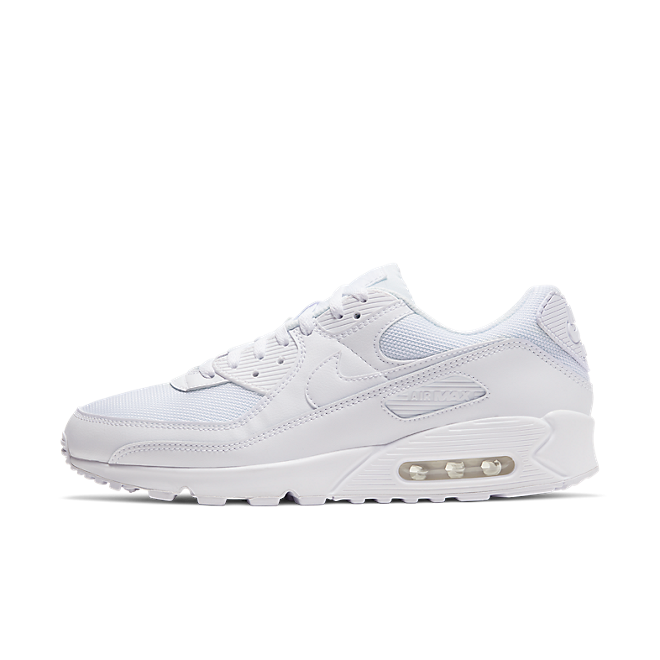 Nike Air Max 90 Re-Craft 'Triple White'