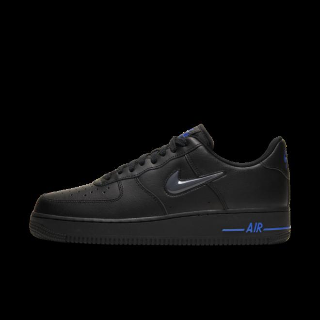 Nike Air Force 1 Essential Jewel 'Black'