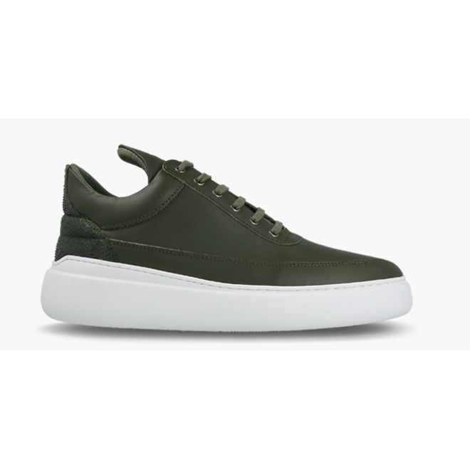 Filling Pieces Low Top Angelica Mix army Green / Dark Green