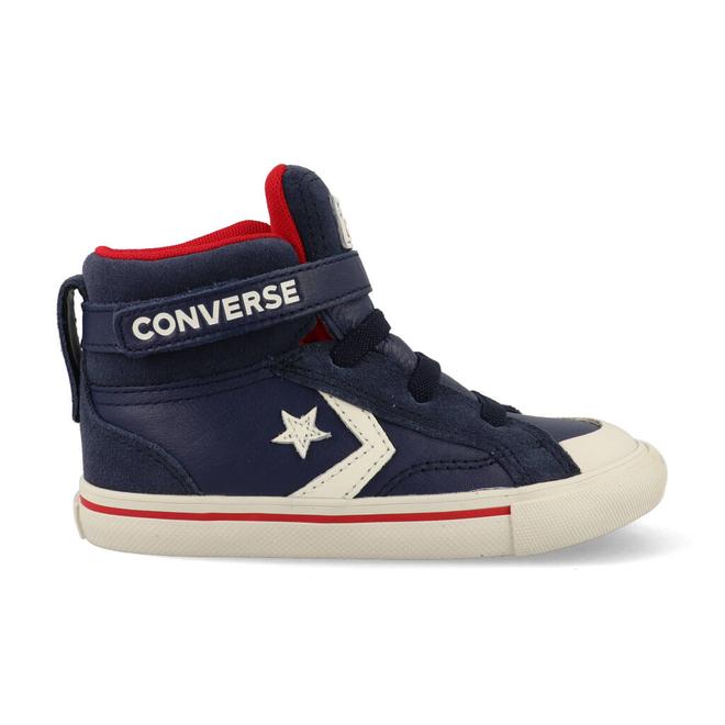 Converse All Stars Pro Blaze Strap Hoog 766574C Blauw / Rood / Wit