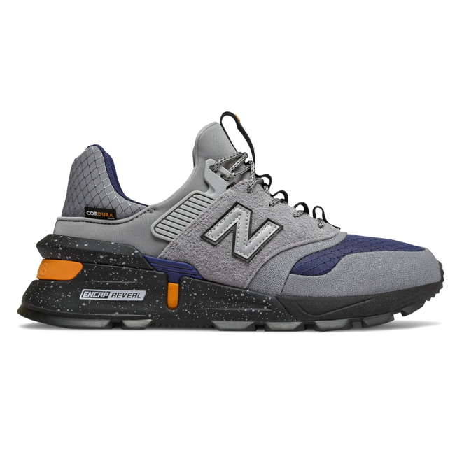 New Balance lace-up low-top