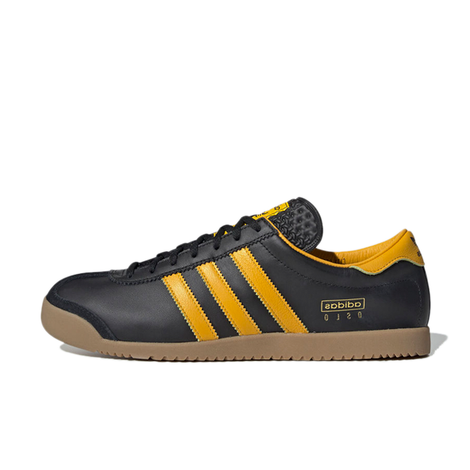 adidas Olso 'Black/Yellow'