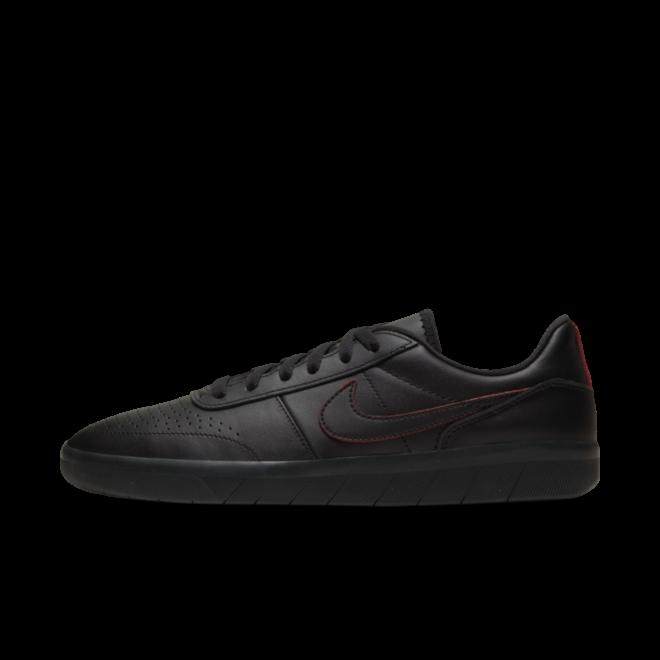 Nike SB Team Classic Premium 'Black' zijaanzicht