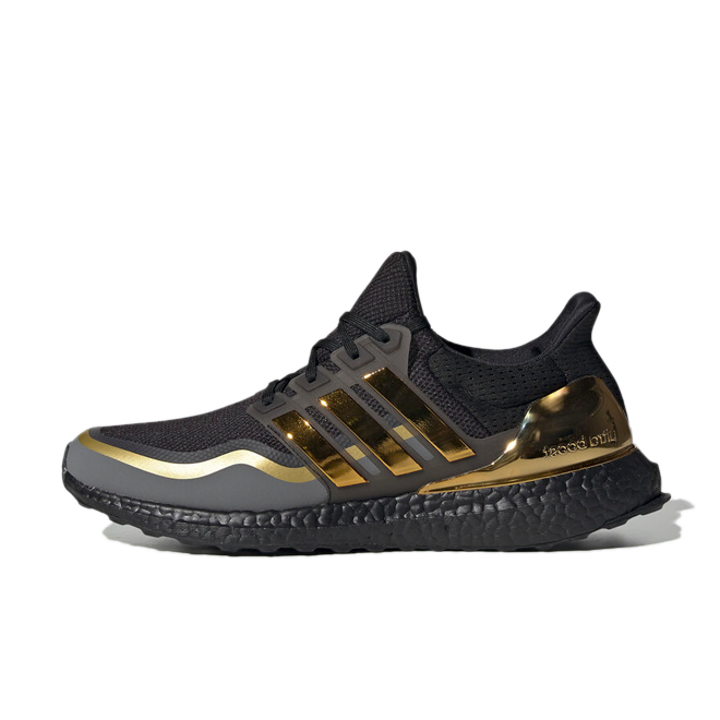 adidas Ultraboost 'Black/Gold'
