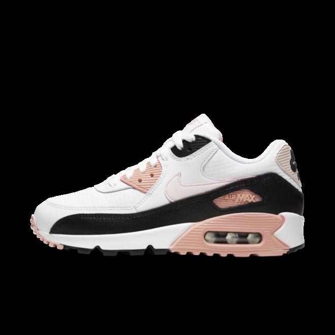 Nike WMNS Air Max 90 'Soft Pink' zijaanzicht