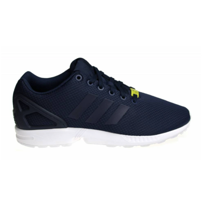 adidas zx flux blauw